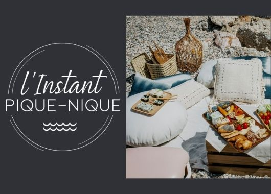 L'instant Pique-Nique - Partenaire Ô Sushi Bar Bandol - Sanary-sur-Mer (83)