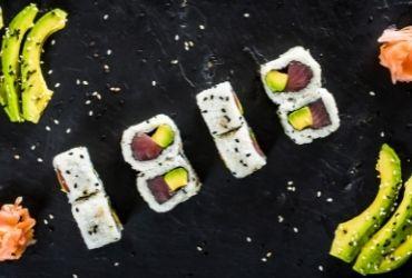 Plateau Tout Thon californias - Restaurant Ô Sushi Bar Bandol